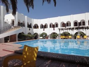 ダハブのリゾート格安ホテル「Yasmina Hotel」
