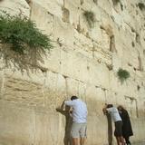 ユダヤの聖地エルサレムの嘆きの壁