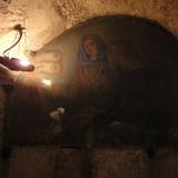 聖誕教会地下にあるイエスが誕生した場所