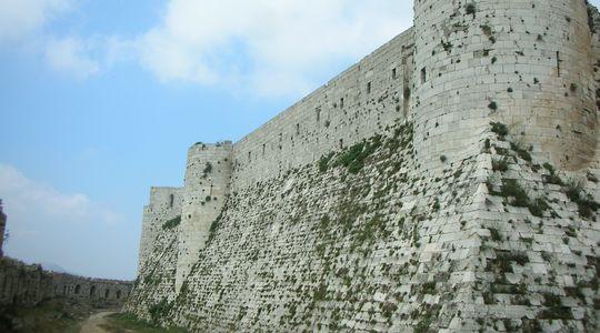 立派な要塞クラック・デ・シュバリエ