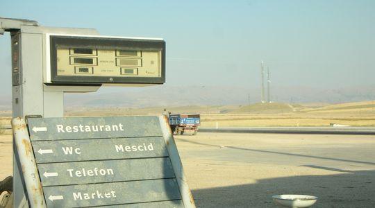トルコは広い 1日かけてキャフタからカッパドキアへバス移動