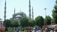 イスタンブールのスルタンアフメット・ジャーミィ