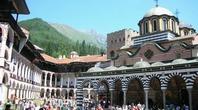 ブルガリア正教の総本山リラの僧院