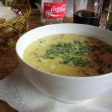 ルーマニアのスープはうまい