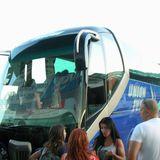 乗り切れないでしょ?ソフィアからアテネへ行く夜行バス