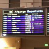 New Time 0000 結局ビルン空港最後のフライトに
