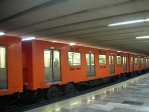 メキシコの地下鉄