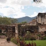 廃墟の教会 サン・ヘロニモ教会