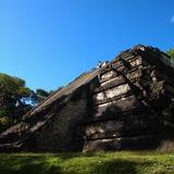 ティカル遺跡の「失われた世界」へ登る