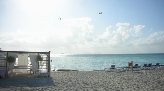 美しいビーチがあるイスラ・ムヘーレス
