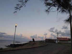 のんびりしてて雰囲気のいいイースター島