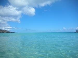 美しいイースター島のビーチ「アナケナビーチ」