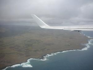 上空から最後のイースター島を楽しむ