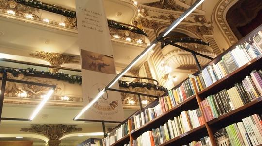 ブエノスアイレスにある世界で2番目に美しい本屋さん「El Ateneo」