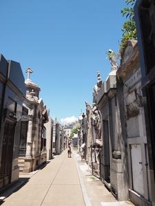 ブエノスアイレスの立派なレコレータ墓地