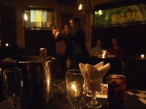 Bar Surの雰囲気はすごくいい