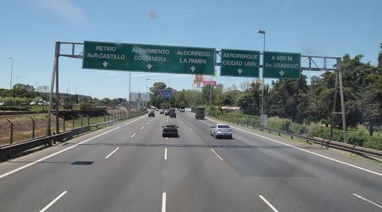 エンカルナシオンからの夜行バスはようやくブエノスアイレスへ