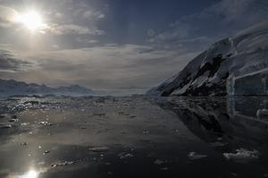 南極の景色はとにかく美しい