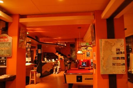 バリローチェの安宿「Tangoinn Soho hostel」はいい宿
