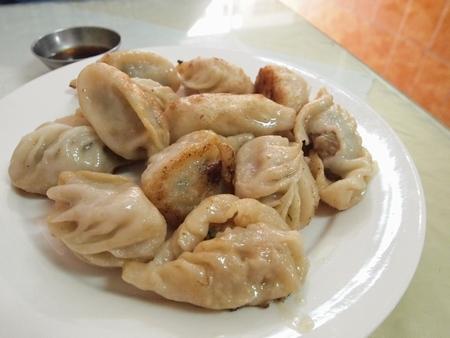 ペルーのリマの中華街の餃子はうまい