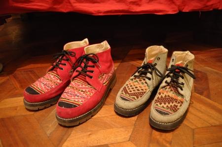クスコのオーダーメード靴がようやく完成!これでたったの1足3000円