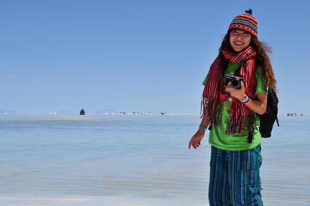 世界一の絶景ウユニの写真その1
