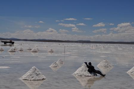 世界一の絶景ウユニの写真その2