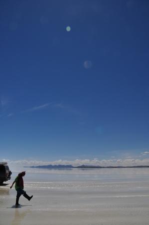 世界一の絶景ウユニの写真その3
