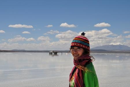 世界一の絶景ウユニの写真その5