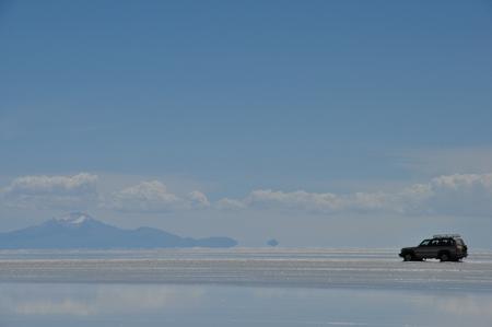 世界一の絶景ウユニの写真その6