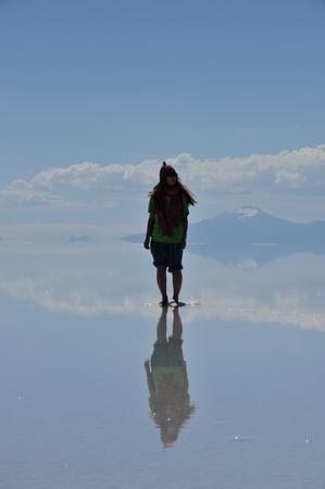 世界一の絶景ウユニの写真その9