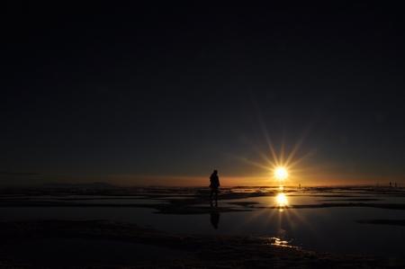 世界一の絶景ウユニの写真その19