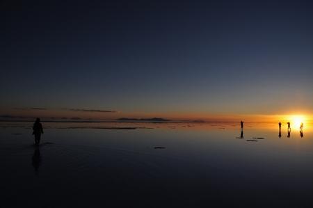 世界一の絶景ウユニの写真その21