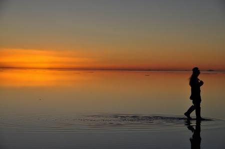 世界一の絶景ウユニの写真その23
