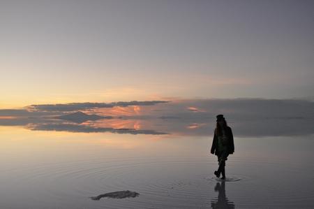 世界一の絶景ウユニの写真その26