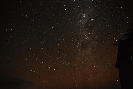 世界一の絶景ウユニの宇宙写真その1