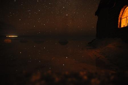 世界一の絶景ウユニの宇宙写真その2