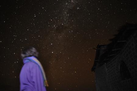世界一の絶景ウユニの宇宙写真その3
