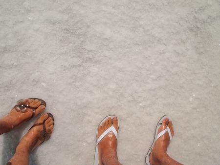ウユニ塩湖に滞在できる時間もあとちょっと。名残惜しい。その1