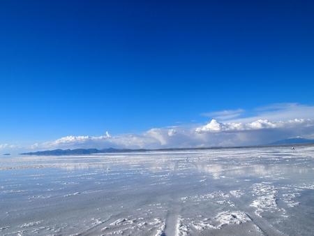 ウユニ塩湖に滞在できる時間もあとちょっと。名残惜しい。その5