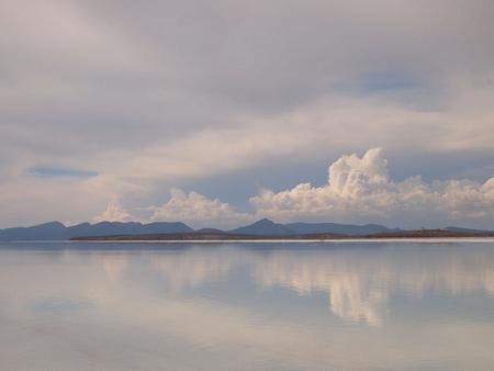 ウユニ塩湖ともいよいよお別れ