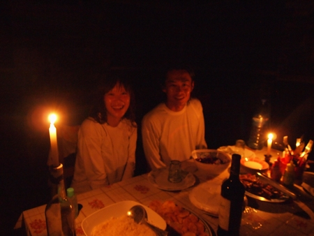 ルレナバケのジャングルで誕生日パーティー!